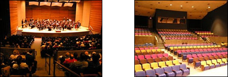 SOU Recital hall