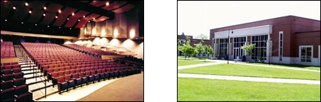 Grants Pass Performing Arts Center